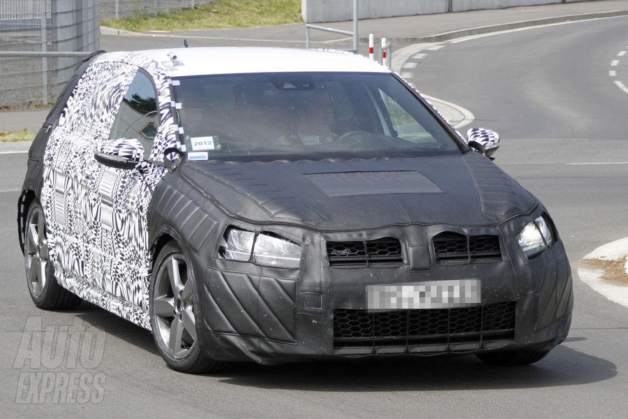 La VW Golf GTi VII sur le Nürburgring !