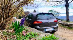 Photo VW Golf 7 printemps 2021