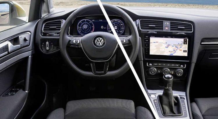 kit embrayage boite manuelle automatique VW Golf 7