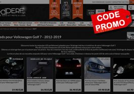 ledperf code reduction VW Golf 7
